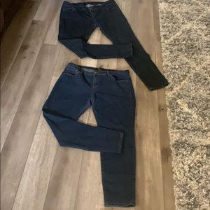 Bundle. 2 pair of forever 21 jeans